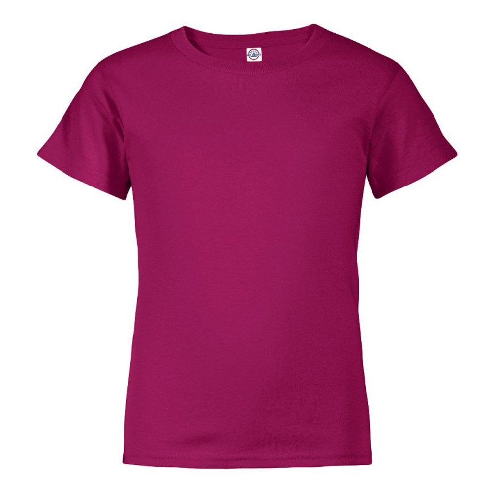 Printed Delta Apparel Youth Pro Weight Tees | 11736 - DiscountMugs