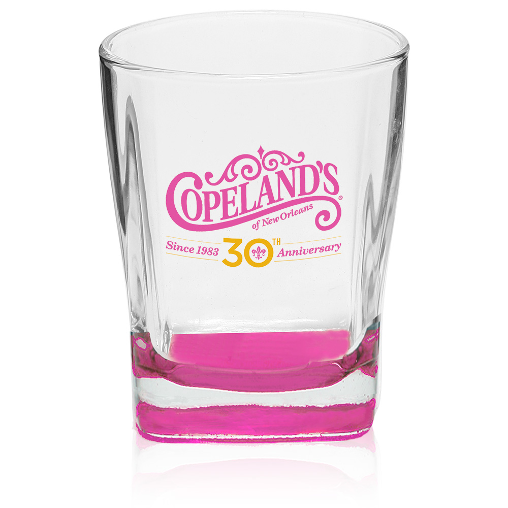 Custom Printed 11 oz. Verona Whiskey Glasses | 0668AL - DiscountMugs