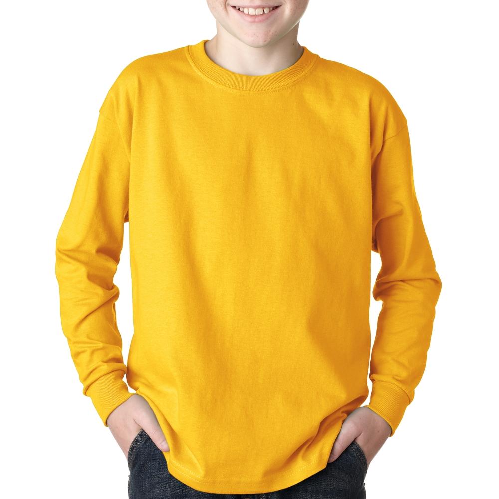 Gildan wholesale custom printed bulk personalized cheap for Custom printed long sleeve t shirts