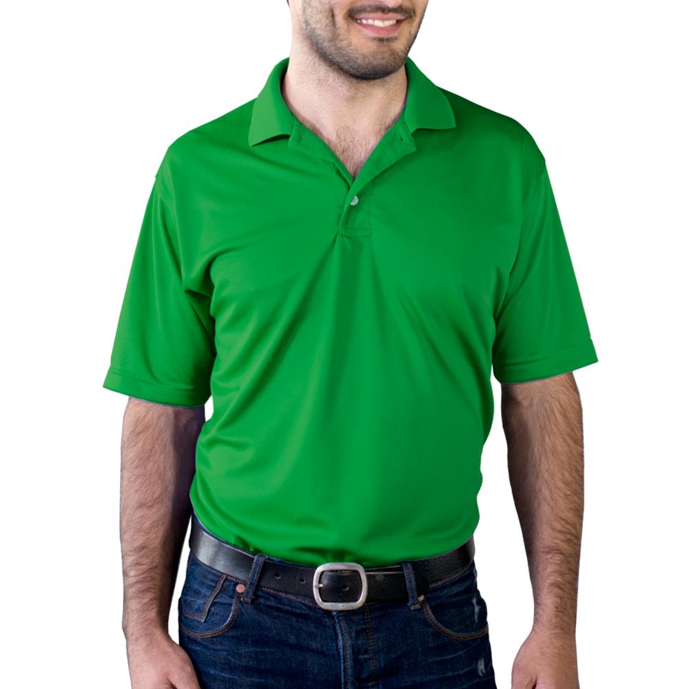 Embroidered Mens Moisture Wicking Polo Shirts Bgen7219 Discountmugs