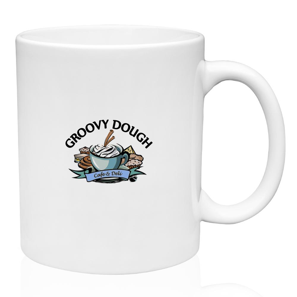 Cheap Custom 11 oz. Traditional Ceramic Coffee Mugs 17 Colors | 7102 ...
