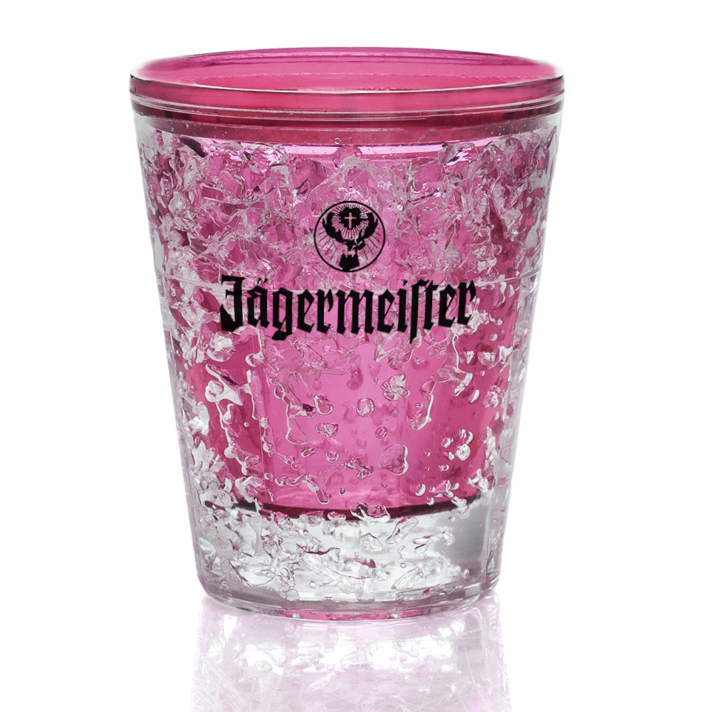 Personalized 1.5 oz. Freezer Shot Glasses | FM005 - DiscountMugs