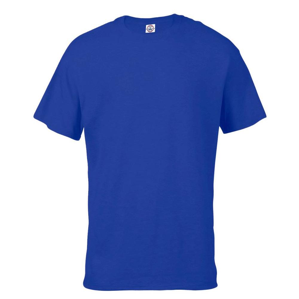 cd3776f92 Printed Delta Apparel Unisex Short Sleeve Tees | 11730U - DiscountMugs