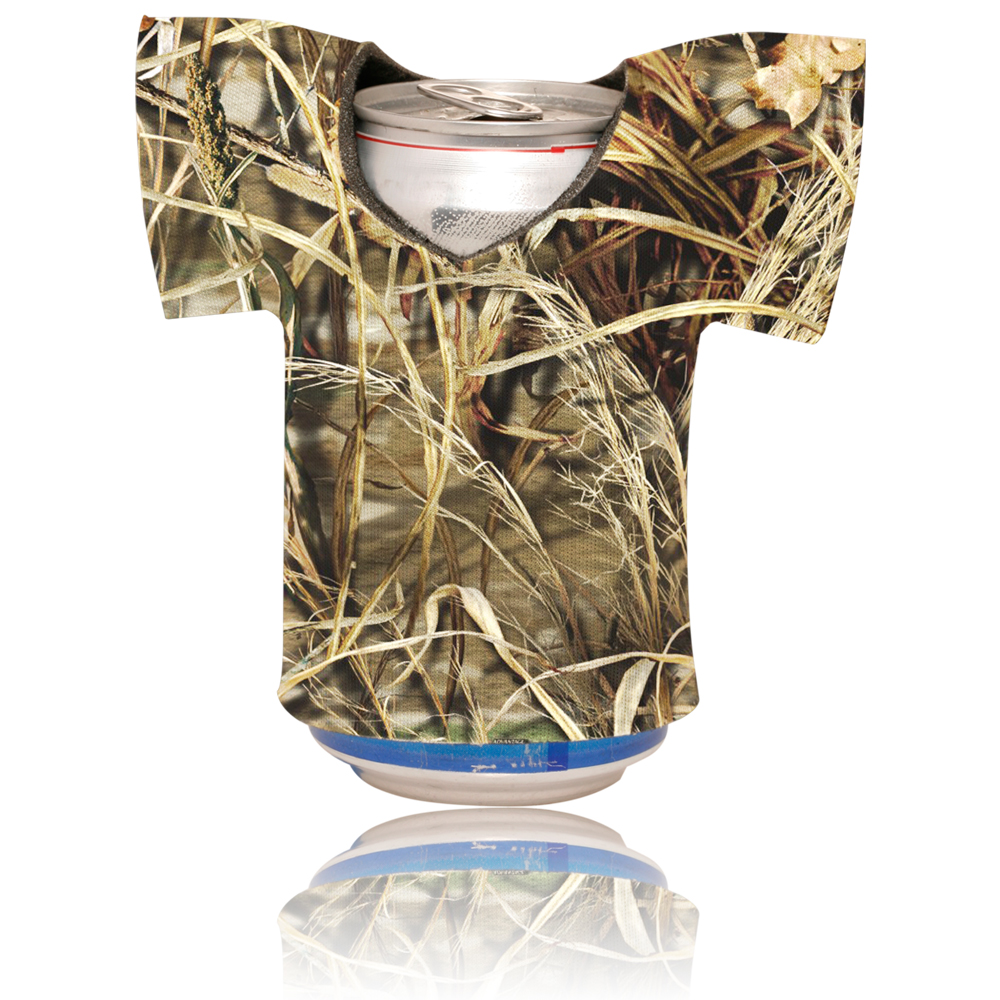Wholesale Customized Realtree Camo Jersey Shirt Can