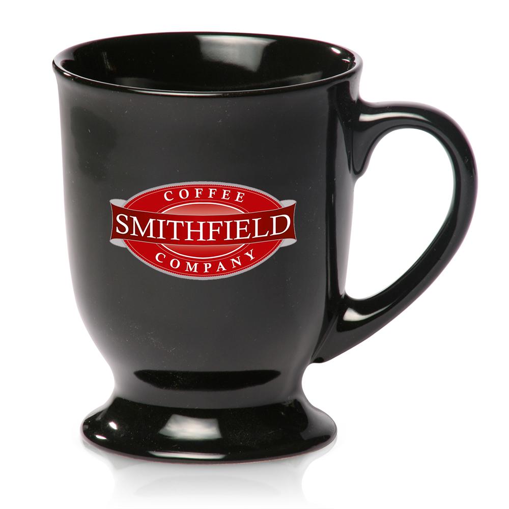 Irish Coffee Mugs Custom Mugs 10 Oz Glossy Ceramic