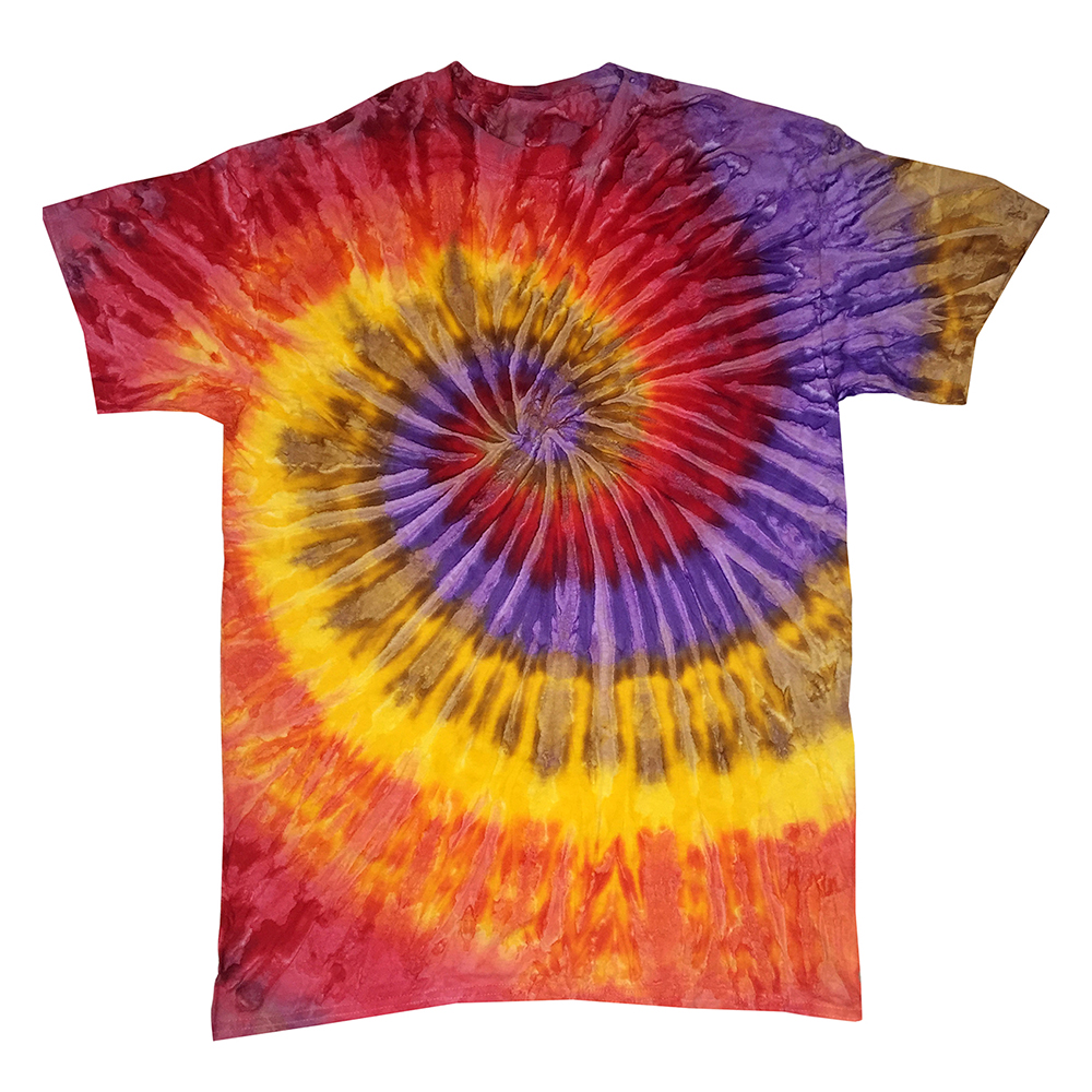 71dd66d01dc4 Custom Tie-Dye Youth Cotton Tie-Dyed T-Shirts | CD100Y - DiscountMugs