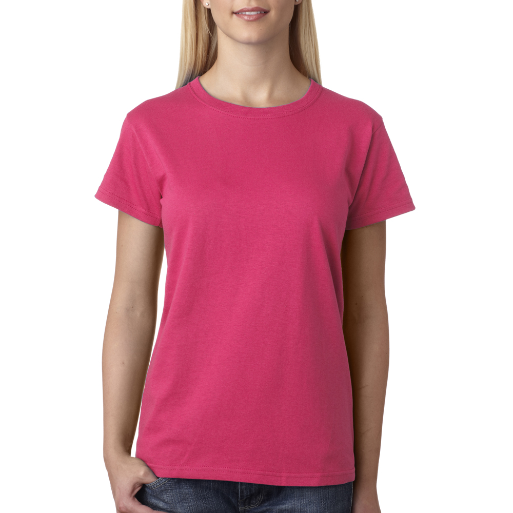 hot pink tee shirt custom shirt