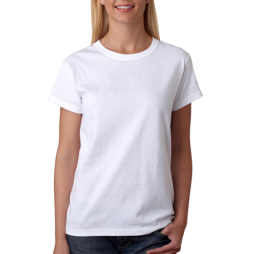White T Shirt For Women | Is Shirt