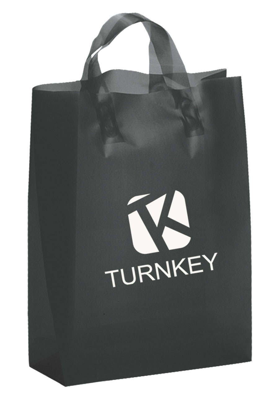 custom apollo frosted brite plastic shopping bags bm37s810h