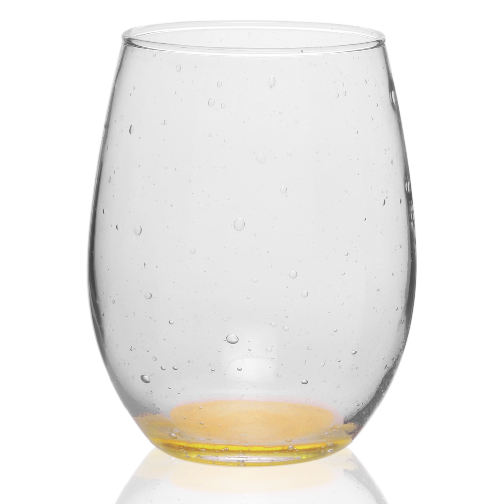 Custom h7790 arc 21 oz bola wholesale stemless wine glasses from per glass - Stemless wine goblets ...