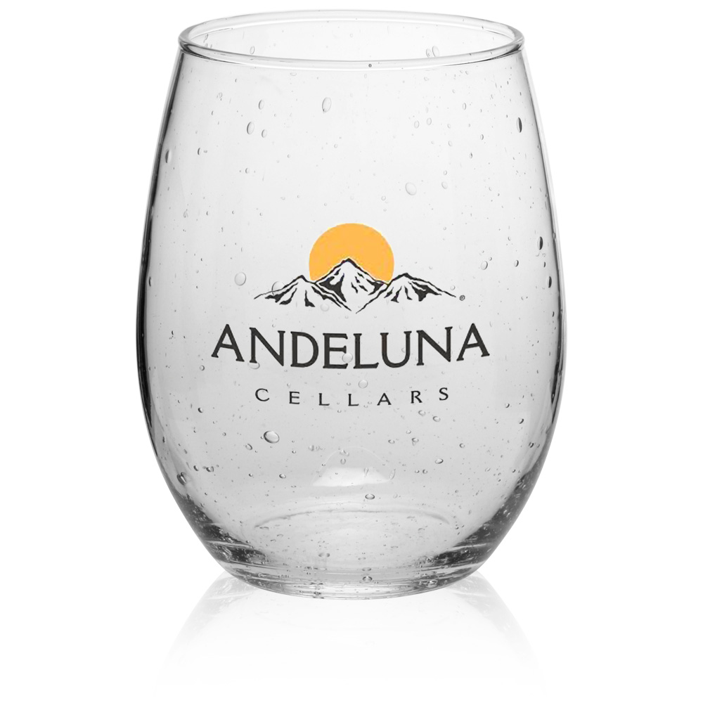 custom wine glasses in bulk
