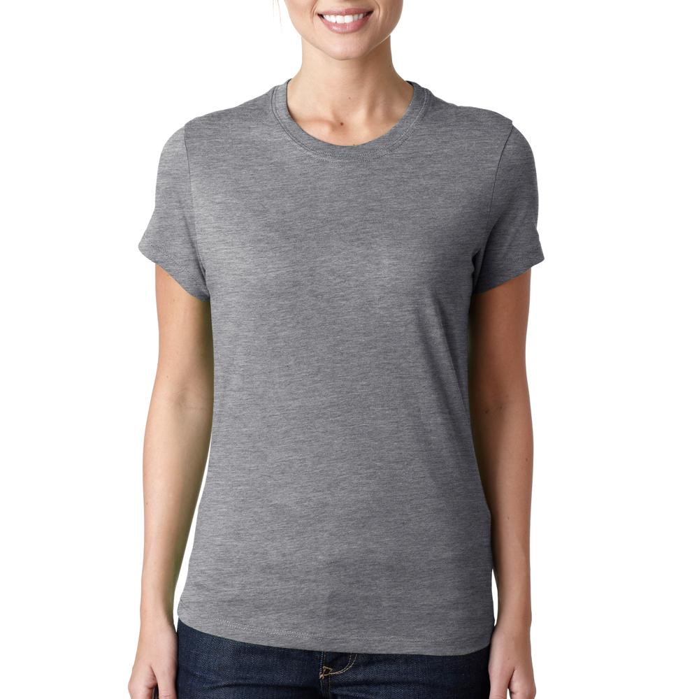 Printed Bella Canvas Ladies\' The Favorite T-Shirts | 6004 - DiscountMugs