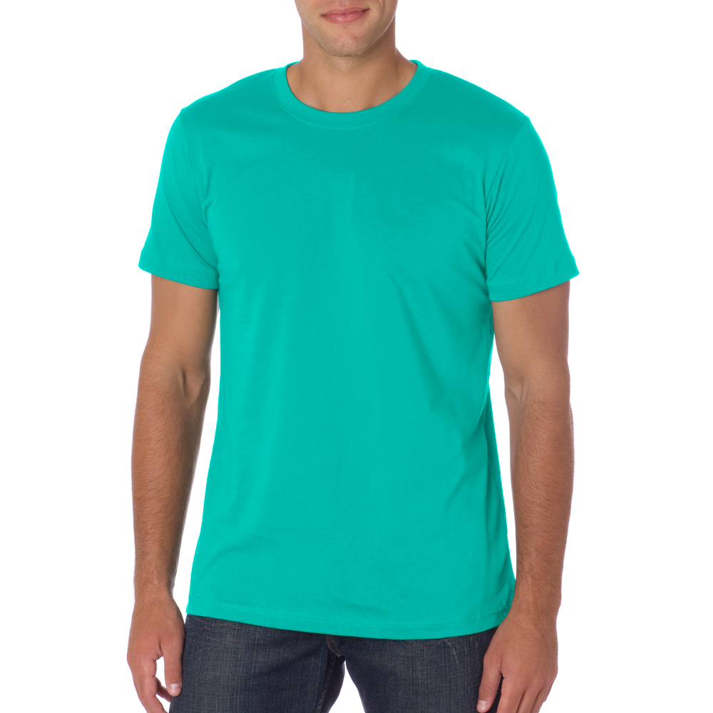 Image gallery teal t shirt for Shirt making website cheap