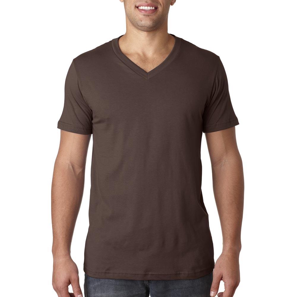 Bella canvas wholesale custom screen printed bulk for 100 cotton v neck t shirts wholesale