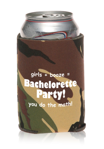 Personalized Bachelor Koozies Wholesale Bachelorette Koozies