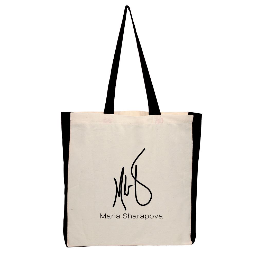 Blank Black Tote Bag Home tote bags tot77