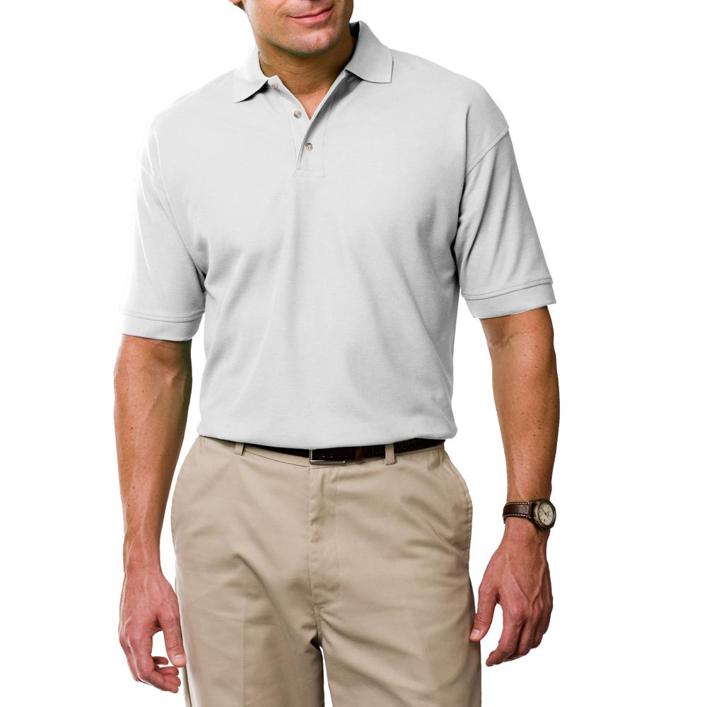 Embroidered Mens Egyptian Cotton Polo Shirts Bgen2201 Discountmugs