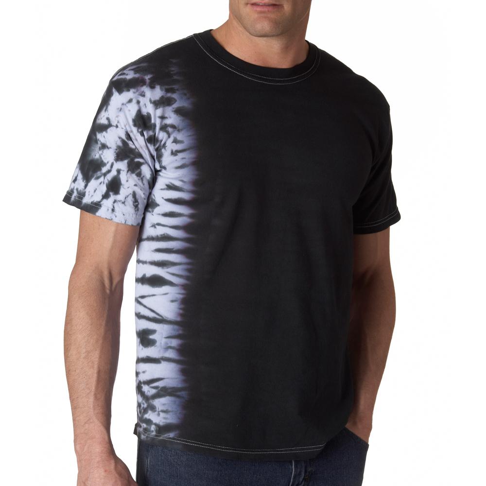 Black t shirt dye - Secrets Of Tie Dye The Black Hole Part I You