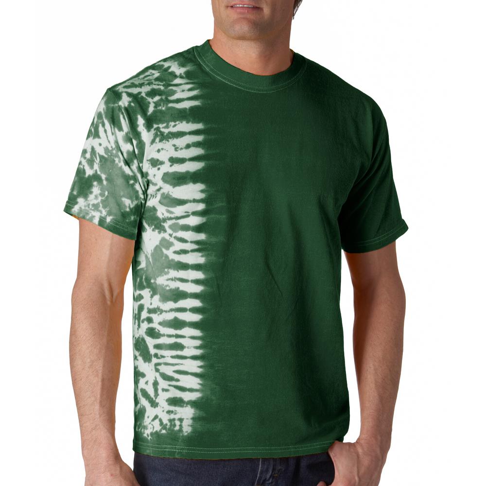 Design your own t-shirt gildan - Forest Green Gold