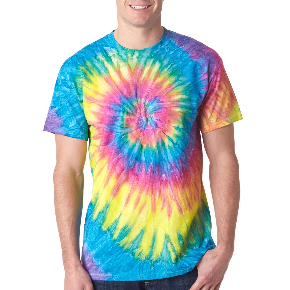 Design t shirt gildan - Pastel Ripple