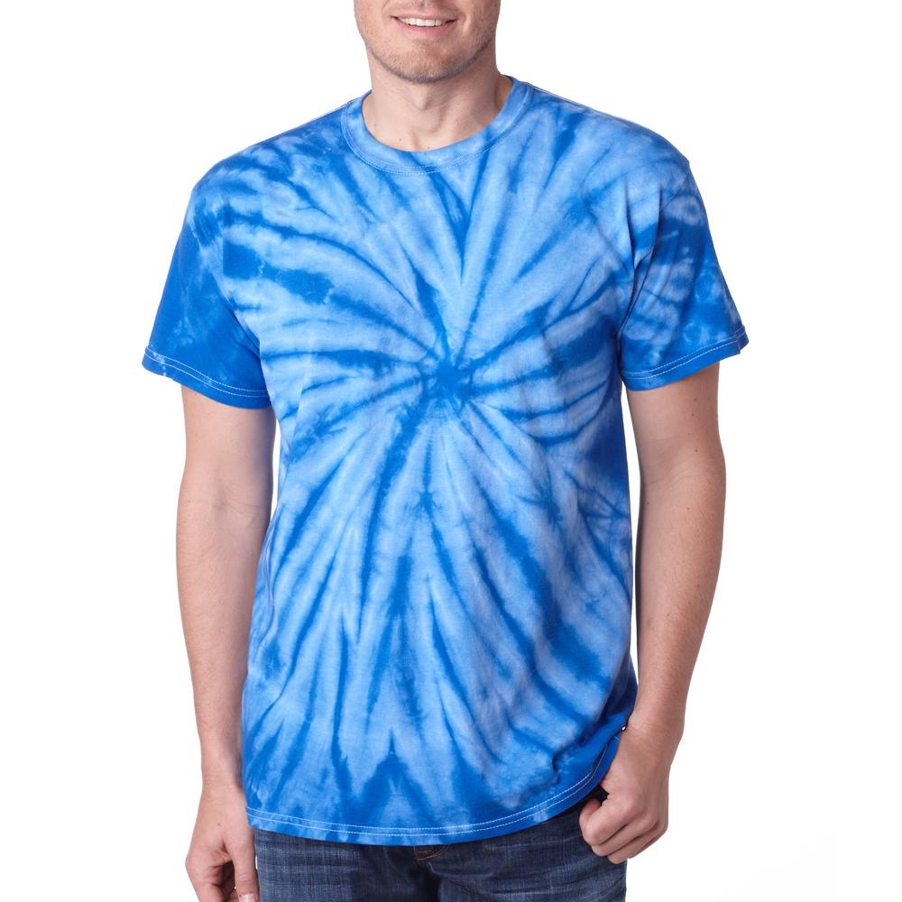 Gildan Wholesale Imprinted & Bulk Customized Tie-Dye Adult ...