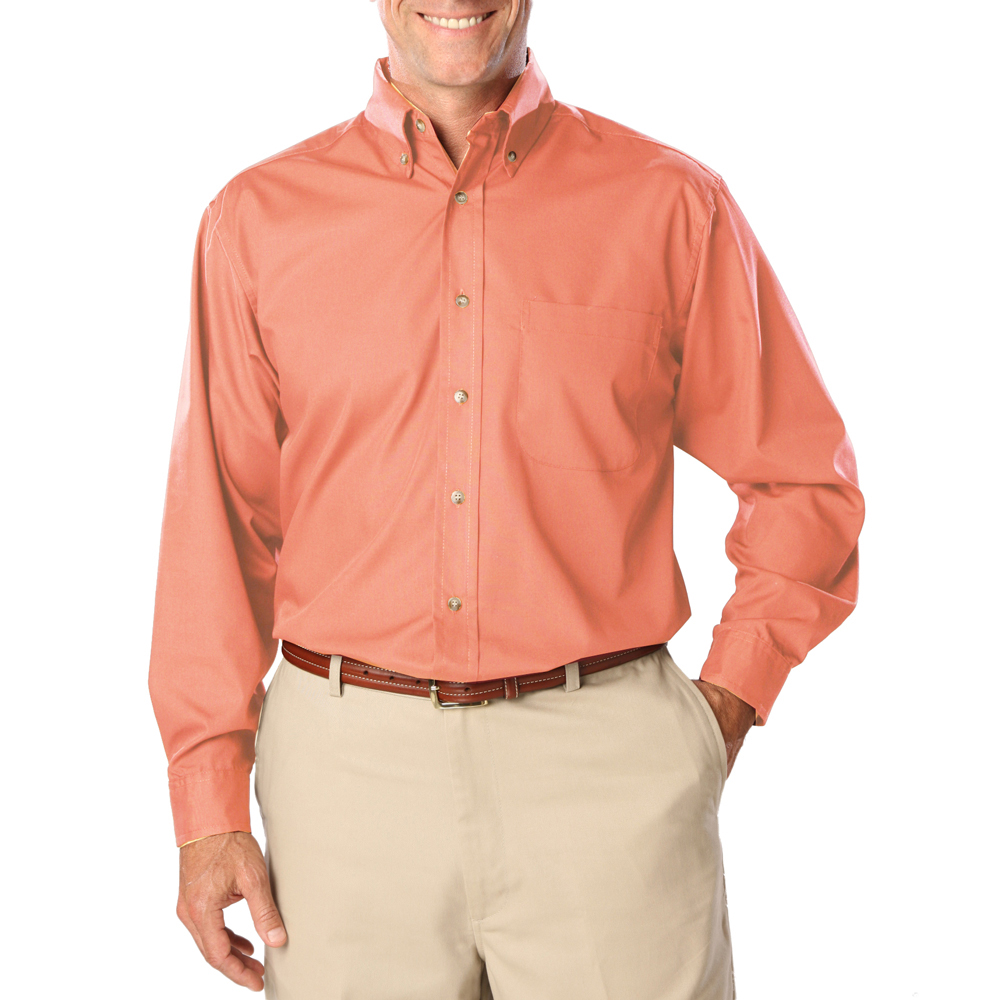 salmon colored dress shirt images