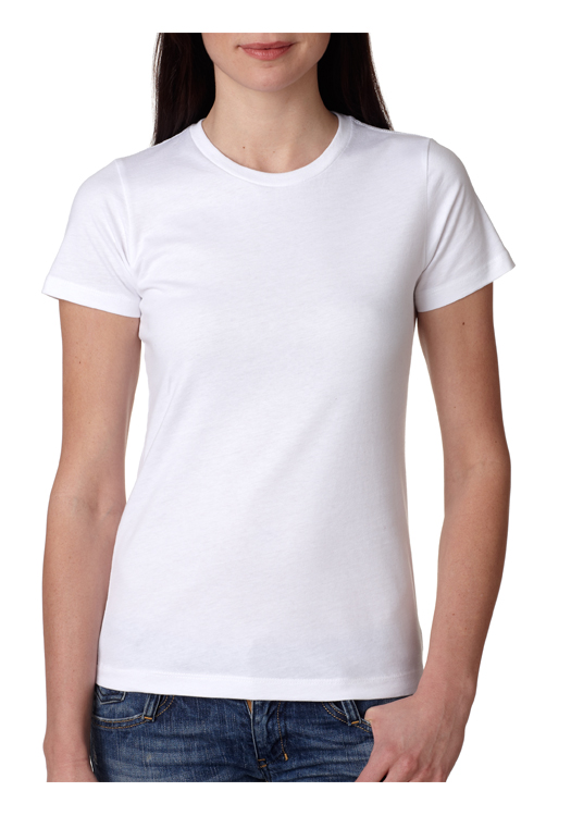 Womens white shirt template back joy studio design for White female t shirt