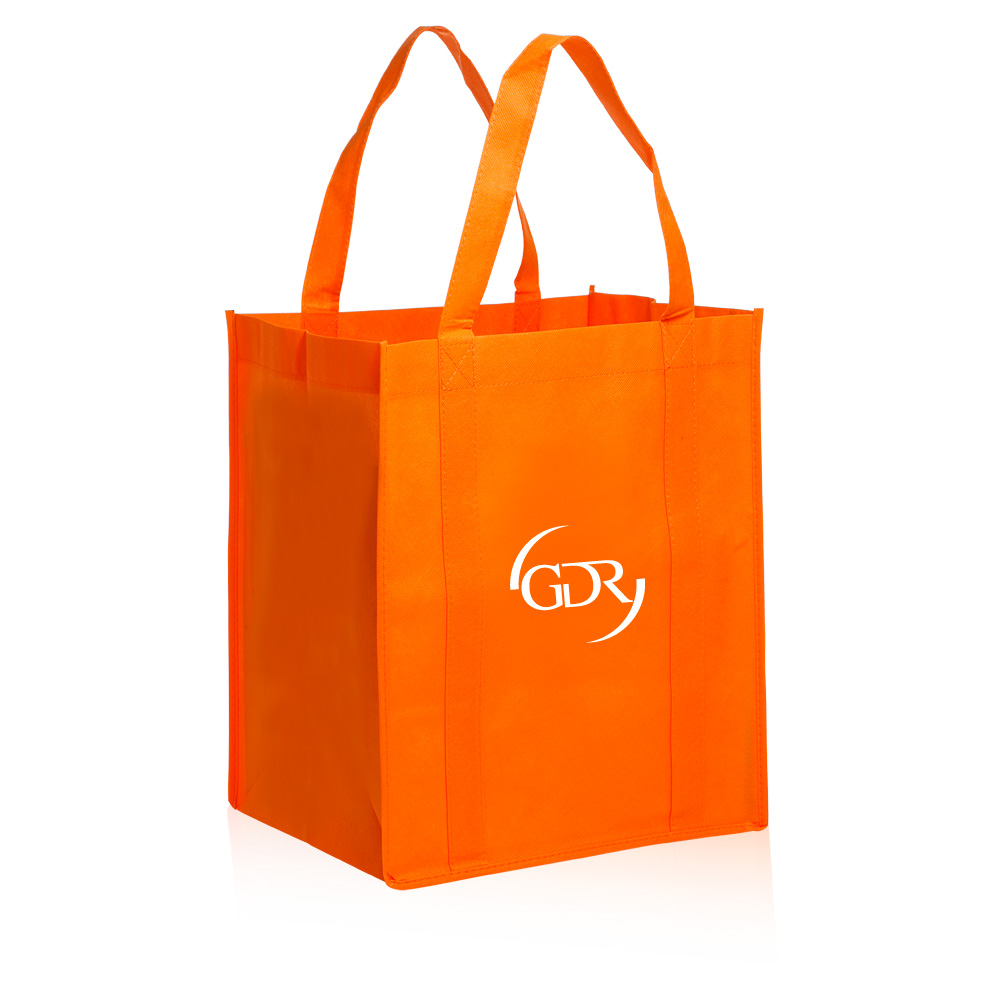 Cheap Wholesale Bulk Reusable Non-Woven Grocery Tote Bags TOT11